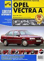 Книга Opel Vectra A бензин Эксплуатация, техобслуживание, ремонт в фотографиях