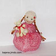 Кукла Аннушка с ароматом мяты для сладкого сна(063)-709-70-52 , фото 1