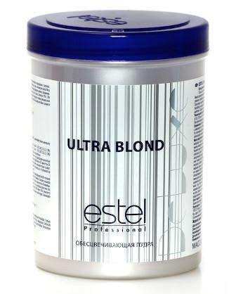 Пудра для обесцвечивания волос Эстель Де люкс