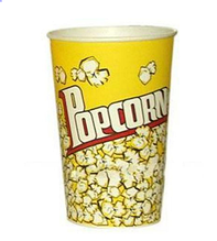 Стакан для попкорна V64 (2000 мл)
