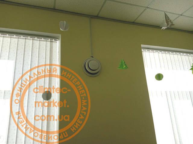 Рекуператоры в школе г. Жмеринка 6