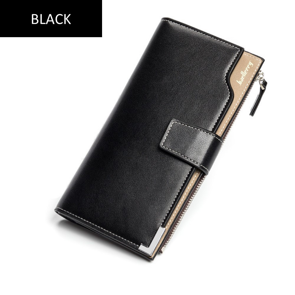 Мужской кошелек, портмоне Baellerry C1283 Black