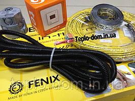 Нагревательный кабель In-therm (комфортный обогрев), 0,8 м2 (Специальная цена с цифровым регулятором)