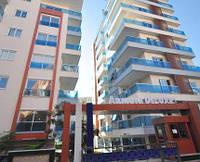 Просторная трехкомнатная квартира 130 м2 6 этаж в 9-м здании Турция