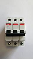 Автоматический выключатель ABB (3Р, 32 А, C) 4.5 кА