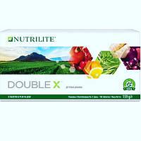 Витамины Амвей.Полівітамінна мультимінеральна фітопоживна дієтична добавка NUTRILITE DOUBLE X