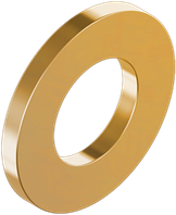 Шайба плоская латунь ГОСТ 11371-78, DIN 125