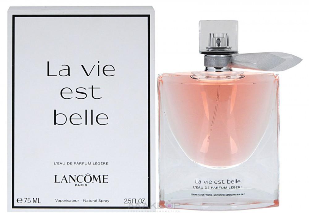 Женская парфюмированная вода Lancome La Vie Est Belle Legere edp 75 ml реплика