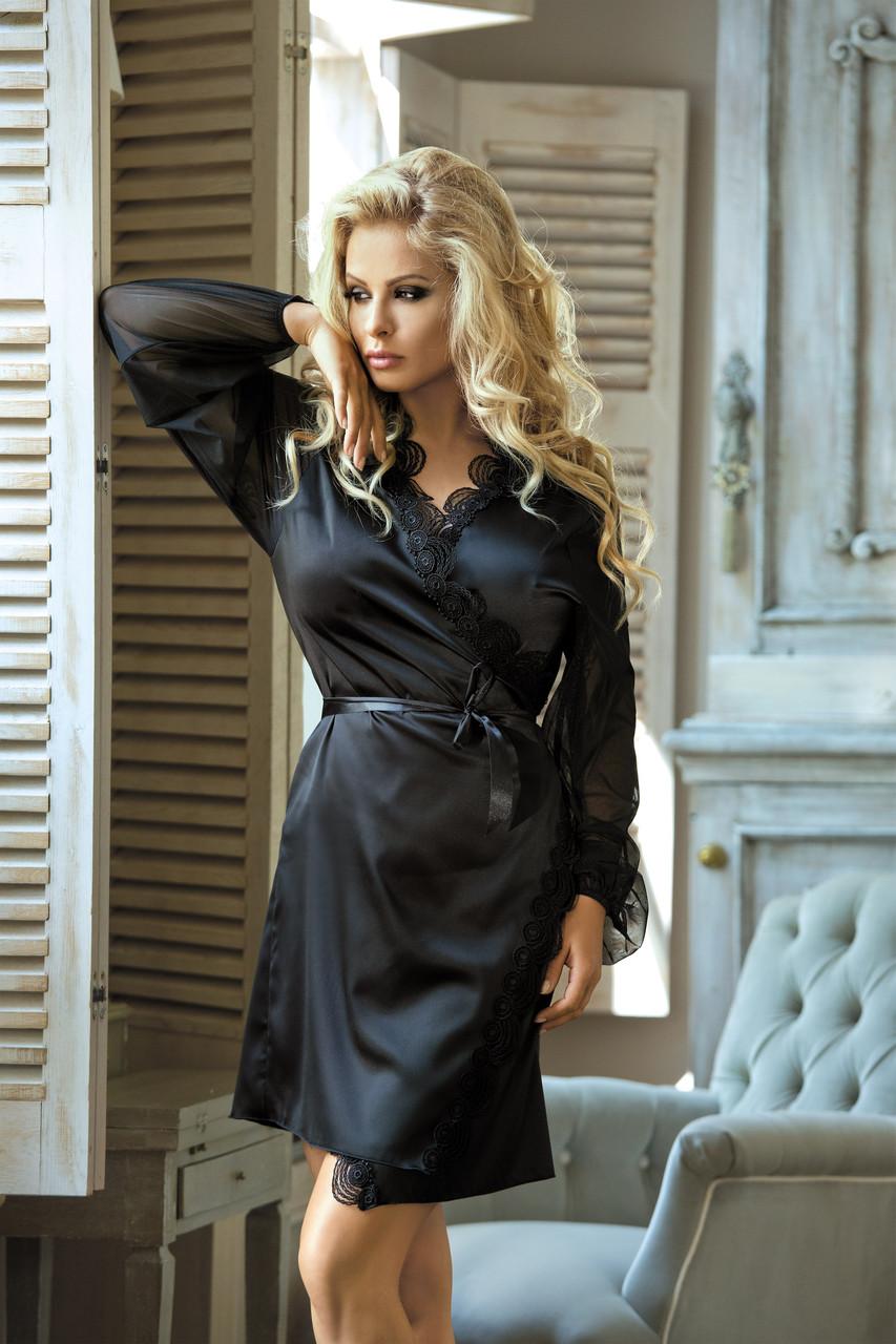 Соблазнительный халат Excellent beauty N-708 (Польша)