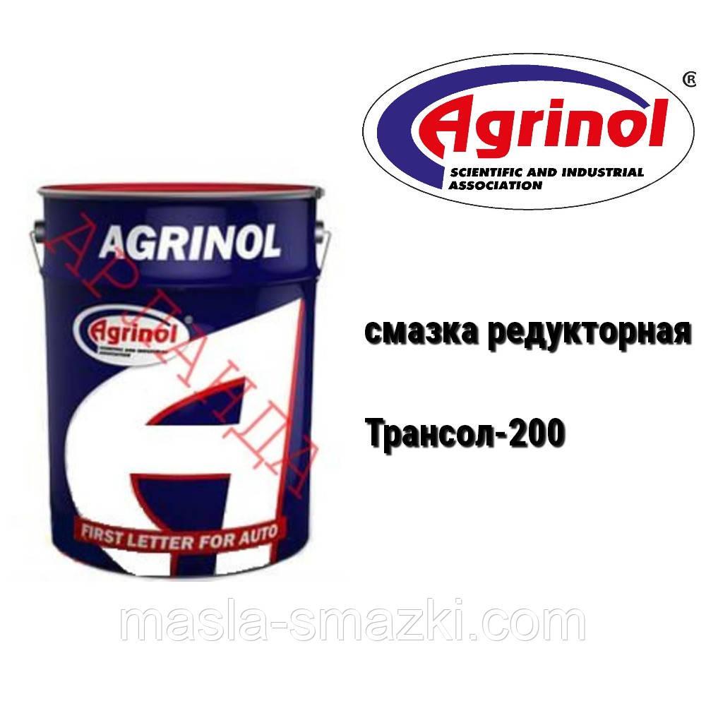 Агринол смазка редукторная Трансол-200 (17 кг), фото 1
