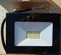 Прожектор светодиодный LED 20W IP65 (Ultra slim) Techno Systems