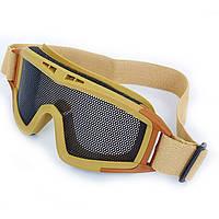 Защитные очки для военных игр пейнтбола и страйкбола TY-5549 19e9fbab336ab