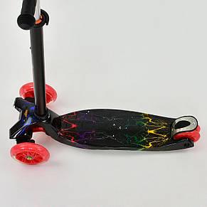 Самокат Best scooter MAXI граффити 1386 , фото 2