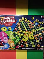 """Детская развивающая игра Scrable """"Фиксики"""""""