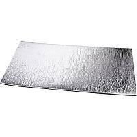 Теплоизоляция шумоизоляция Soft VAR metal 800х500х10 на основе каучука, Украина