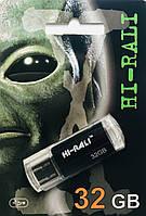 Флеш накопитель 32 Gb Hi-Rali black