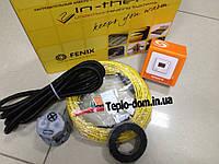 Кабель нагревательный In-therm для дома или дачи, 4.4 м2 (Специальная цена с цифровым регулятором)