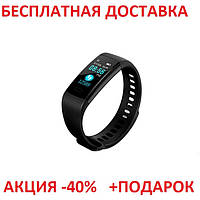 Умный смарт - браслет GORAL Y5 глянец Smart Bracelet Unleash Your Run (Heart Rate, Blood Presure, etc) , фото 1