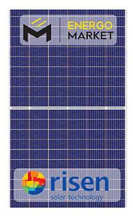 Солнечная батарея Risen RSM60-6-285P(Half cell 285Вт) 4BB