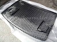 Коврик в багажник для SUBARU XV с 2017 г. (Avto-gumm) пластик+резина