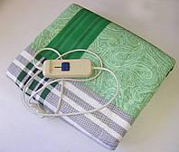 Електричне простирадло, колір – Зелений, ковдра з підігрівом, 150х120 см