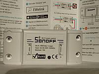 WiFi Wireless Smart Switch. Беспроводной выключатель-реле Sonoff Basic: от лампочки до любого бытового прибора