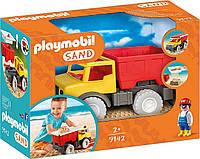 Игровой набор ПлейМобил Самосвал PLAYMOBIL® Dump Truck Building Set