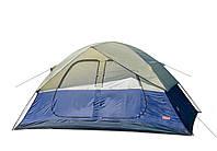 Шестиместная двухкомнатная палатка Coleman 1500 (Польша)