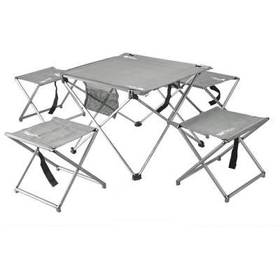 Складные стулья и столы