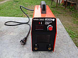 Сварочный аппарат инверторный Искра ММА-306D IGBT, фото 5