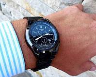Мужские часы наручные часы TISSOT черный, магазин мужских часов, магазин мужских часов