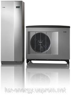Тепловые насосы воздух /вода NIBE F2030, фото 2
