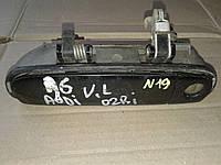 Ручка двери наружная передняя левая Audi A6 C5 4B837885A ..