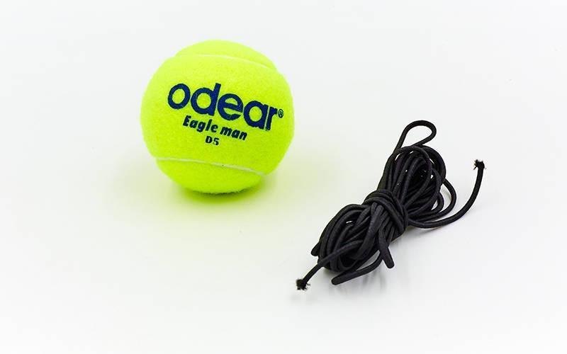 Теннисный мяч на резинке боксерский Fight Ball Odear D5