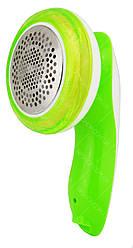 Акумуляторна машинка для стрижки катишків (катишек) Gemei GM-250 Green + запасний ніж