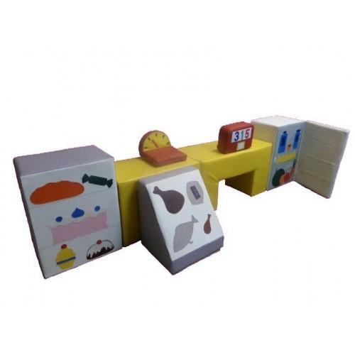 Бескаркасная игровая мебель Магазин