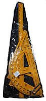 Набор чертежный №5970 для доски  5 предметов: линейка 1 метр + транспортир 50 см+2угольн.+циркуль на присоске
