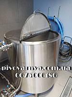 Пивоварня производительностью 300 л в сутки