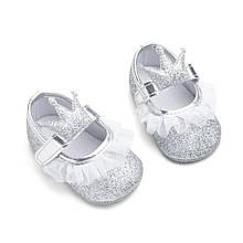 Туфельки-пинетки для девочки 13см,12см,11см.