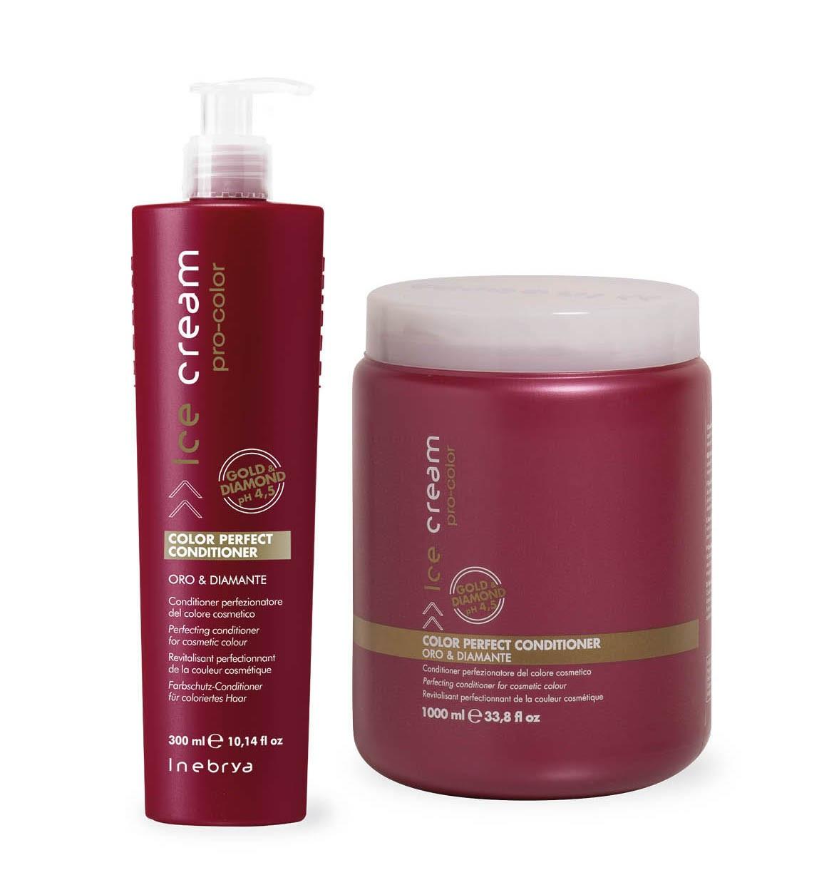 Кондиционер для окрашенных волос Inebrya Pro-Color Color Perfect Conditioner 1000 мл