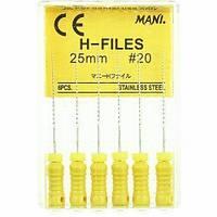 MANI H-files #20