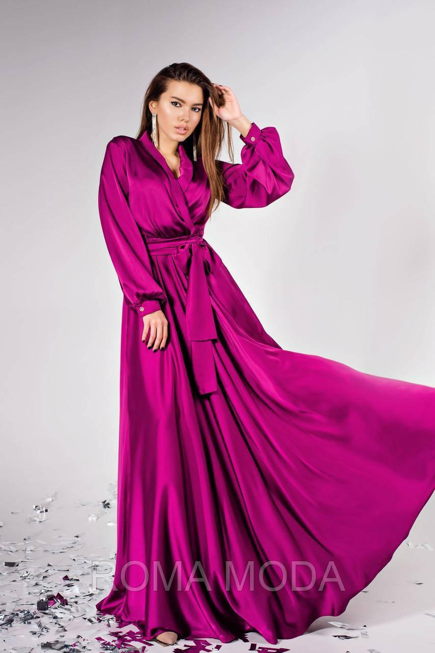 Шикарное платье  в пол JD Shine   в 6 ти цветах