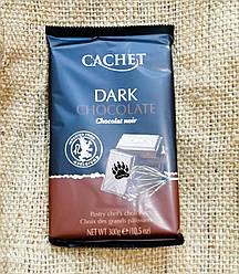 Шоколад Cachet Dark chocolate  300 gramm