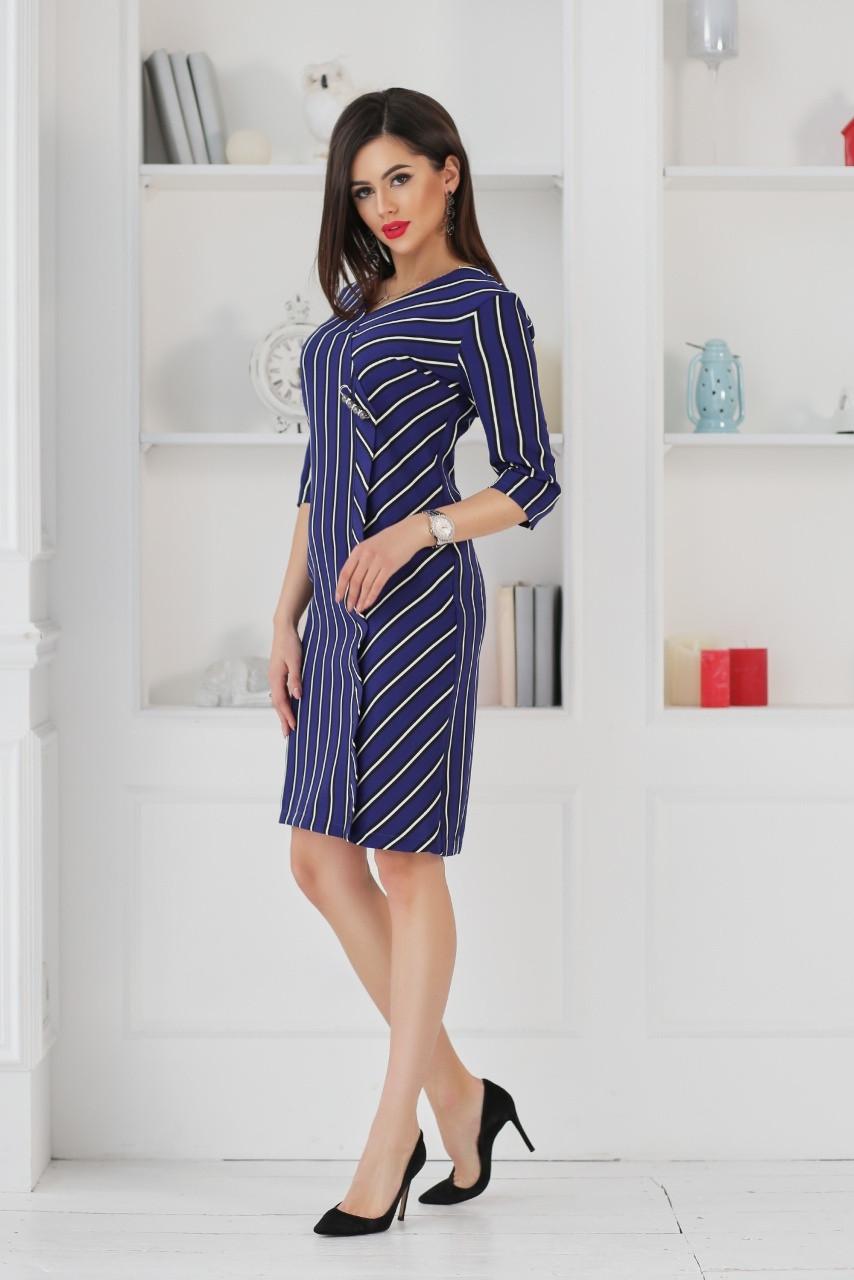 Женское модное платье  НВ468 (норма)