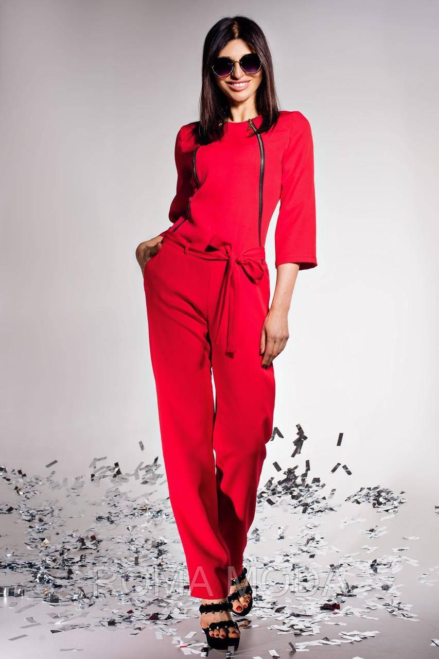 Стильный женский комбинезон JD Style в 7ми цветах