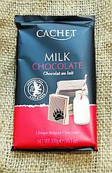 Шоколад Cachet Milk Chocolate 300 gramm