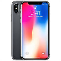 Смартфон Apple iPhone X 256Gb Space Grey *