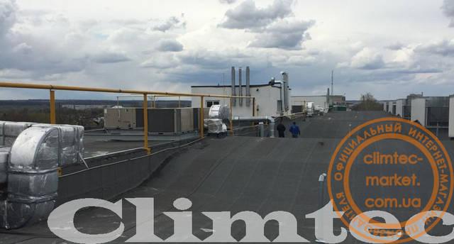 Монтаж промышленной вентиляции на заводе UBC, г. Харьков 13
