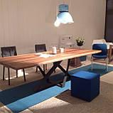 Кухонный стол MILLENNIUM фабрики BONTEMPI (Италия), фото 3