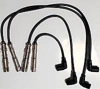 Комплект высоковольтных проводов зажигания Шкода Октавия А5 и Тур 1.6 MPI BSE BSF Beru Германия SkodaMag, фото 1